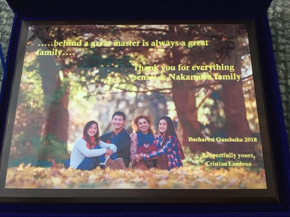 Nakamura Family Portrait